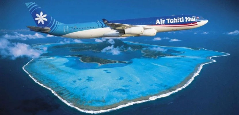 Air Tahiti Nui Offers Amazing Flight and Hotel Stopover Promotion