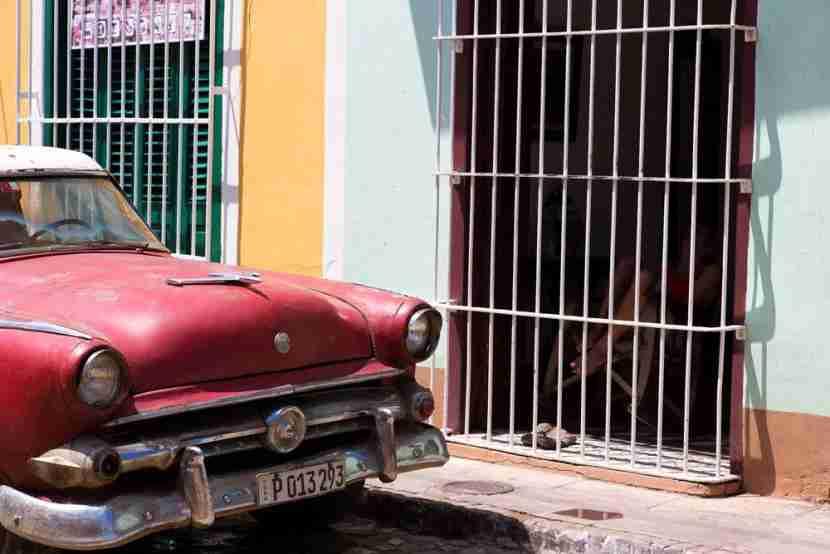 Santiago de Cuba is Cuba