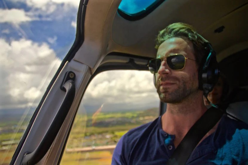 Even if it's just for the self-indulgent social media profile pic – flying over Kauai in a helicopter is a total worthwhile experience.
