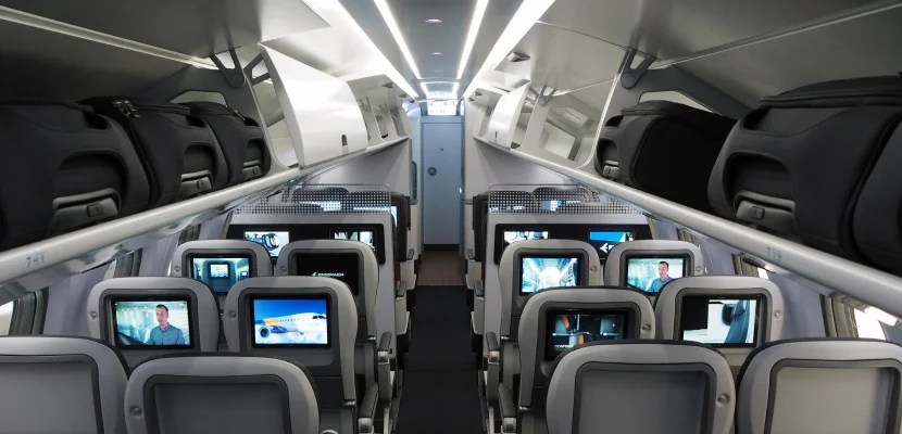 Inside The E2 Embraer S Next Gen Regional Jet