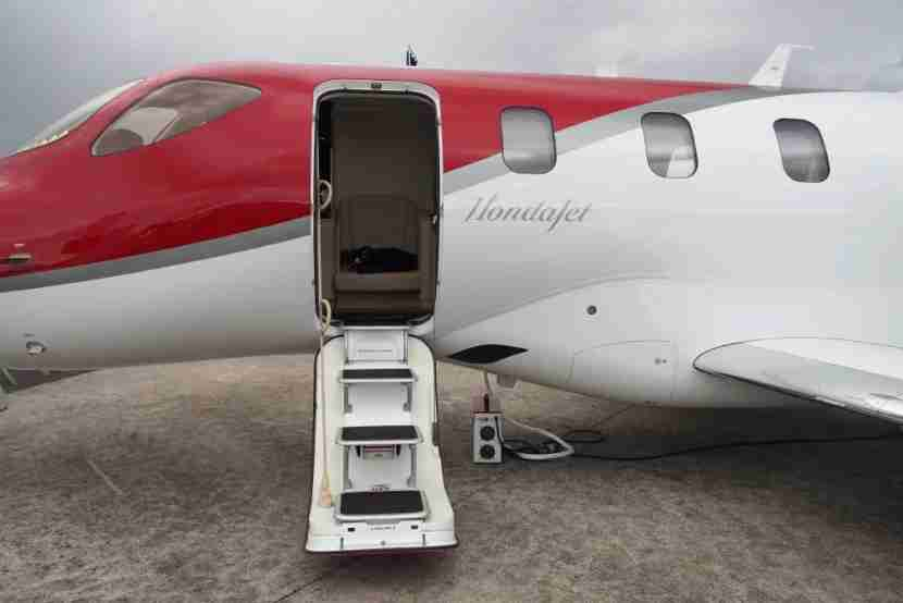 HondaJet Farnborough