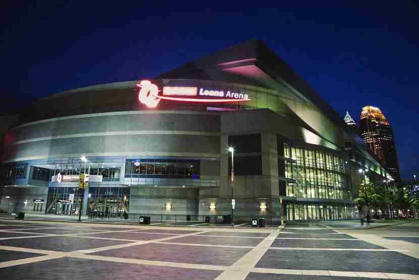 Quicken Loans Arena in Cleveland, home of the 2016 Republican National Convention. Image courtesy of Shutterstock.