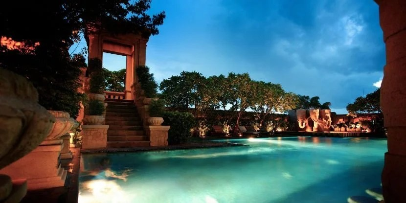 Intercontinental Phnom Penh. Image courtesy of the hotel.