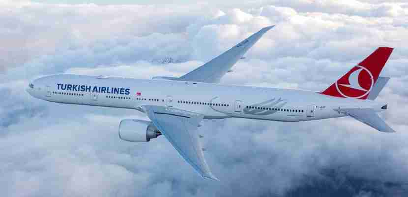 Turkish Airlines 777 featured