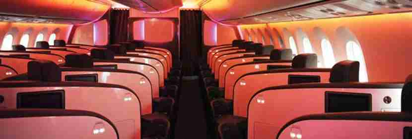 You can now use Delta Global Upgrades for Virgin Atlantic Upper Class.