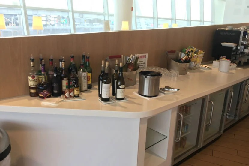Air France, naturally, always has plenty of Alcohol on stock.