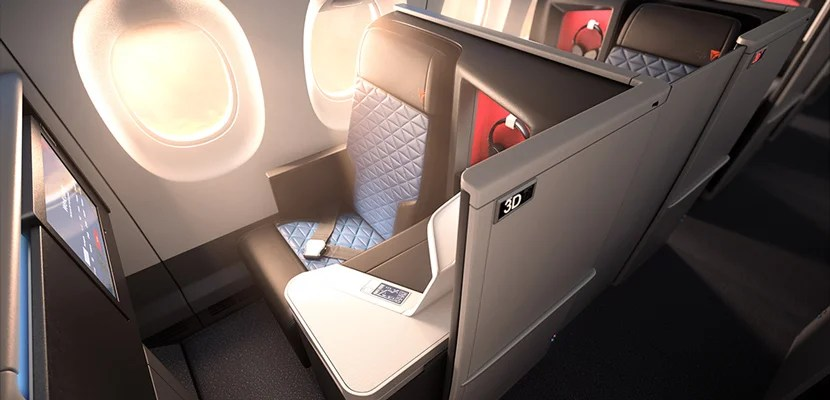 How good Delta's upcoming closed-door suites are remains to be seen. Photo courtesy of Delta.