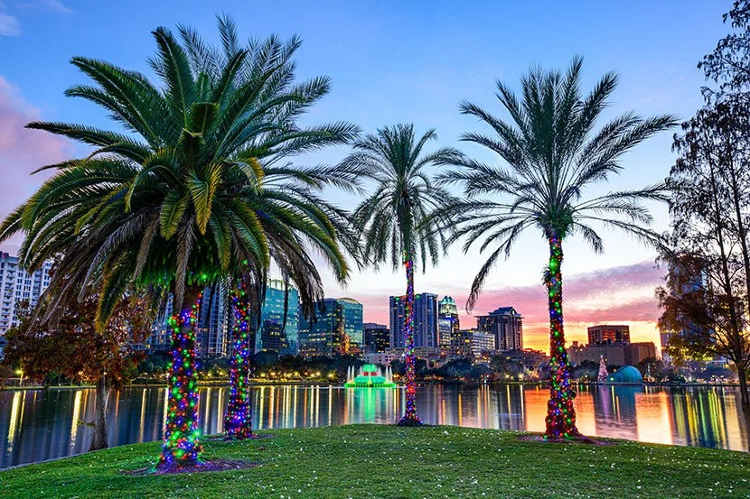 Orlando will be Air Berlin's third destination in Florida. Image courtesy of Shutterstock.