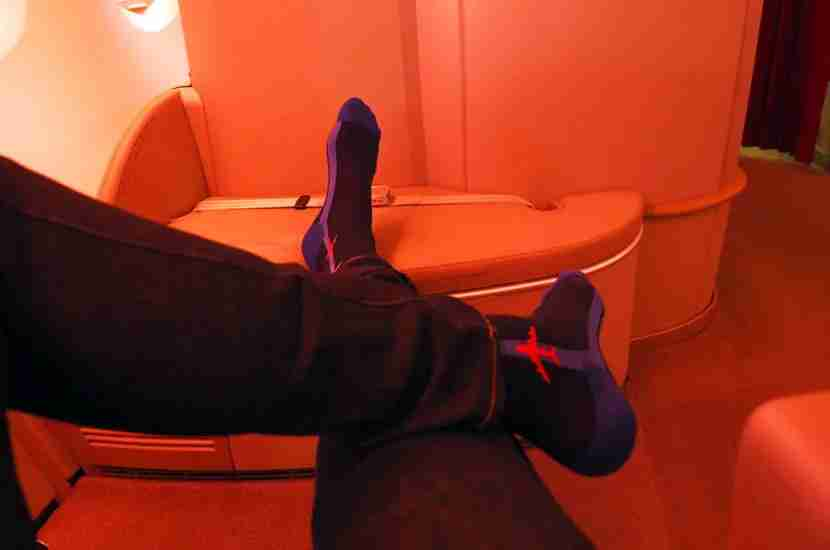 Overall, Air France La Première is a comfortable product on the A380, but I