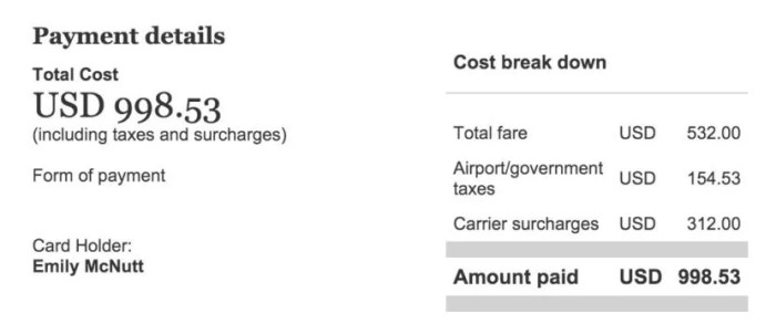 I paid $999 for my round-trip ticket in premium economy on the inaugural flight.