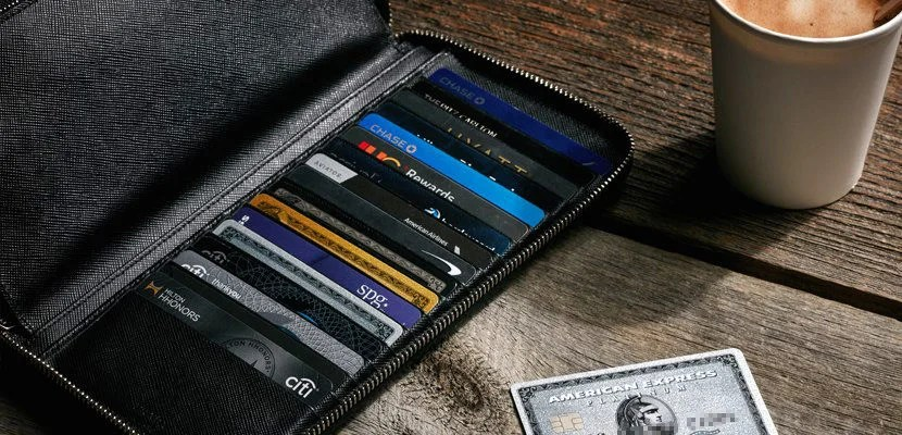 wallet credit cards featured