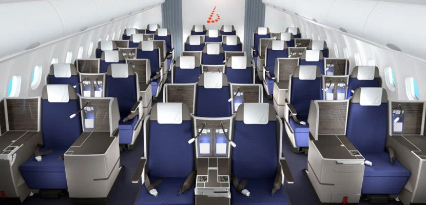 Business-Class Award to Europe for 36,620 Miles Round-Trip