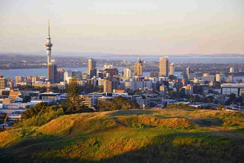 "Start planning your trip to Auckland, New Zealand — award availability seems good this fall. Image courtesy of <a href=""http://www.shutterstock.com/pic-90525265/stock-photo-auckland-new-zealand-feb-20-panoramic-view-of-auckland-city-viewed-from-mt-eden-volcano-in-auckland-on-february-20-2007-auckland-pop-14m-is-n-zealands-most-popular-visitor-d.html?src=9BBdE9W5PU3xE_5sk9DLNQ-1-24"" target=""_blank"">Shutterstock</a>."