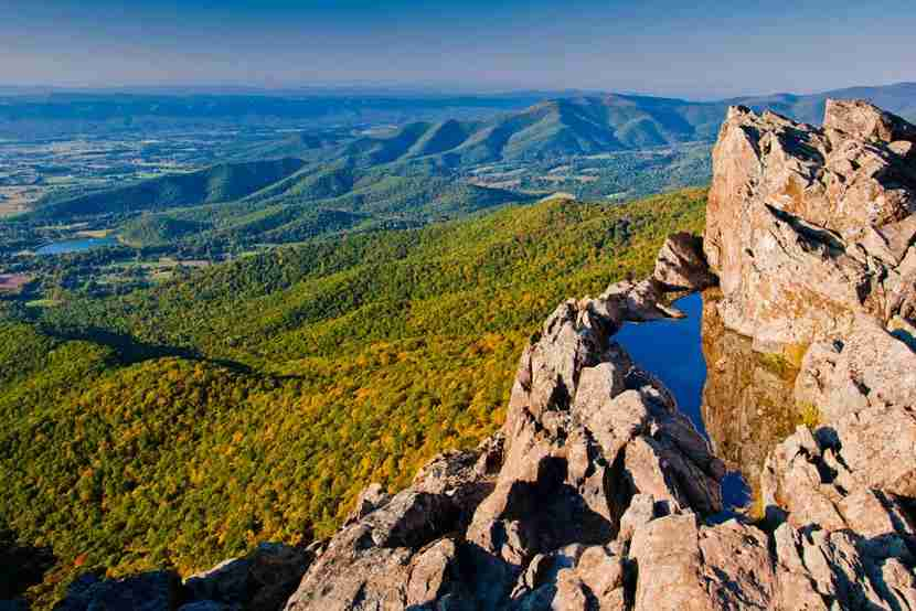 Shenandoah National Park. Image courtesy of Shutterstock.