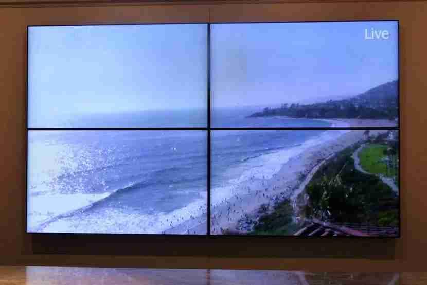 Ritz-Carlton Laguna Niguel Beach Cam