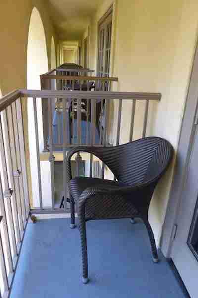 Ritz-Carlton Laguna Niguel Terrace Chair