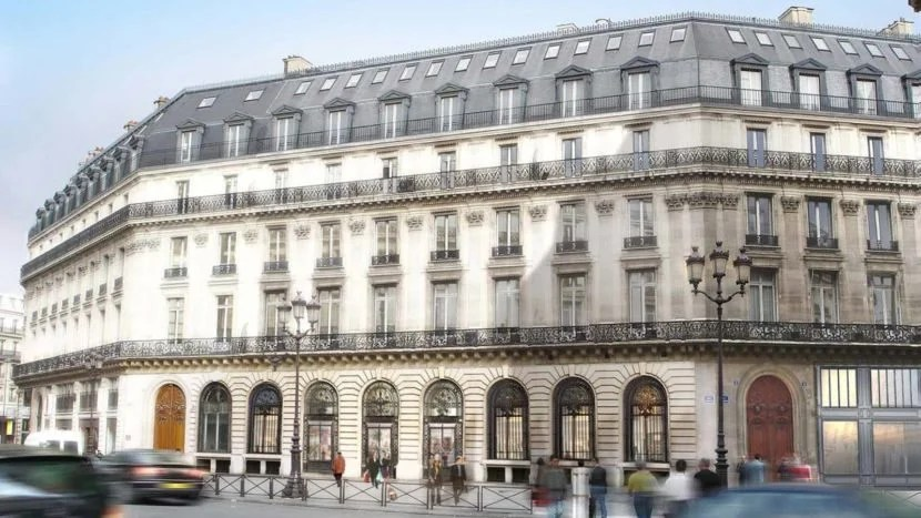 Use the Starpoints you earn from these cards' sign-up bonuses to stay at properties across the globe, like the W Paris Opera. Image courtesy of Starwood.
