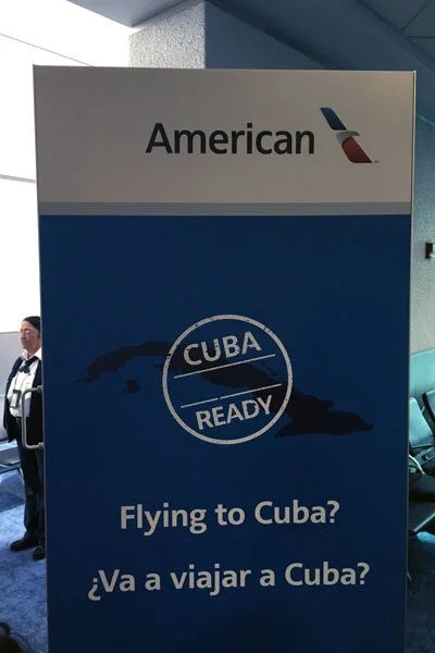 Are you ready to fly to Cuba?