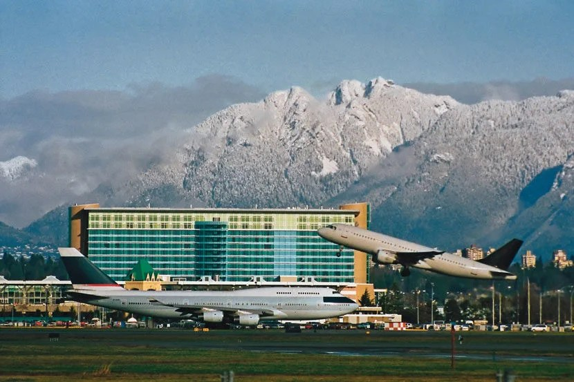 """Image courtesy of the Fairmont Vancouver Airport's <a href=""""https://www.facebook.com/pg/fairmontvanairport/photos"""" target=""""_blank"""">Facebook page</a>."""