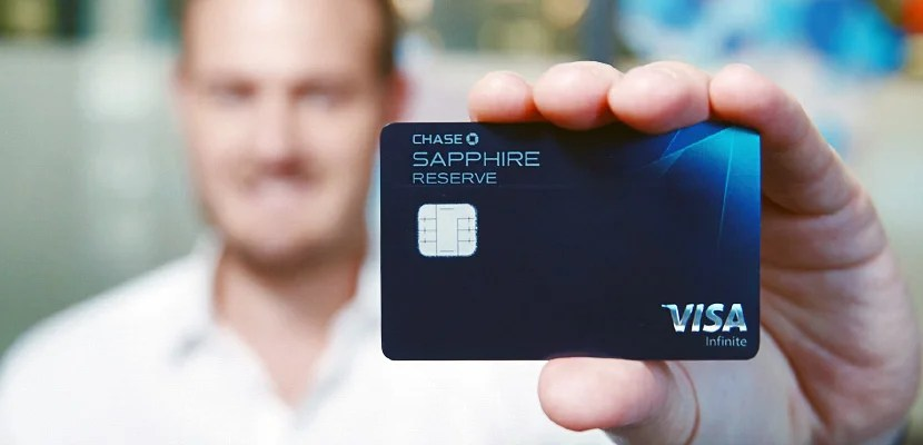Chase Sapphire Reserve Review And Application Link