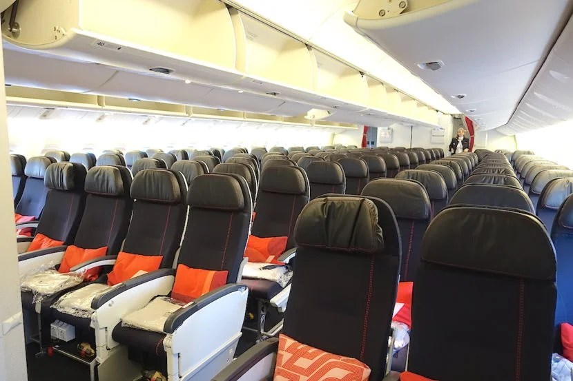 How Much It Costs To Select Seats On International Flights