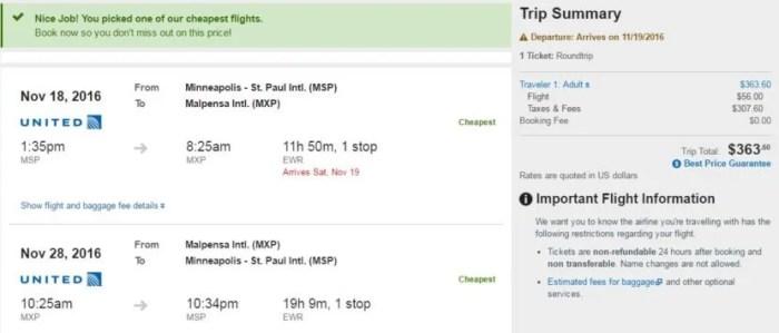 Atlanta (ATL) to Amsterdam (AMS) for $364 round-trip
