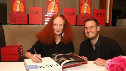 An Amex By Invitation Only Event With Grace Coddington