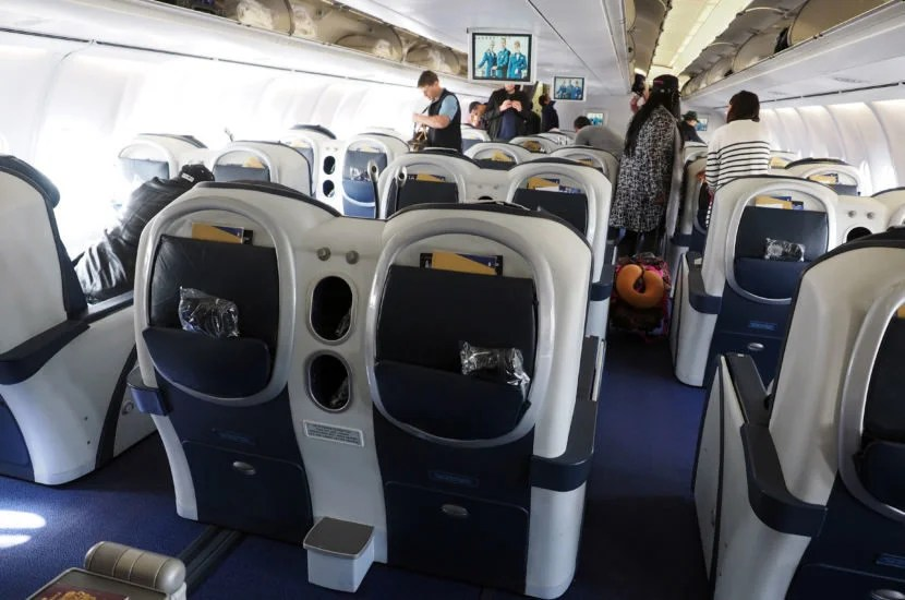 south african airways dulles to johannesburg review