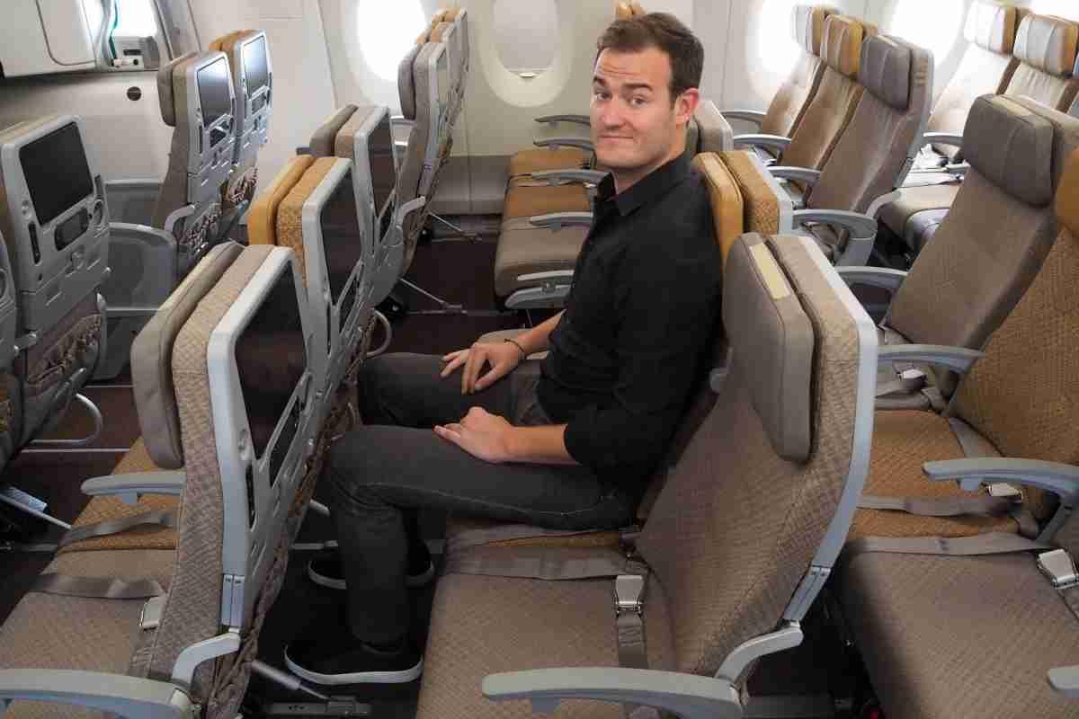 Singapore A350 Tour Economy Class