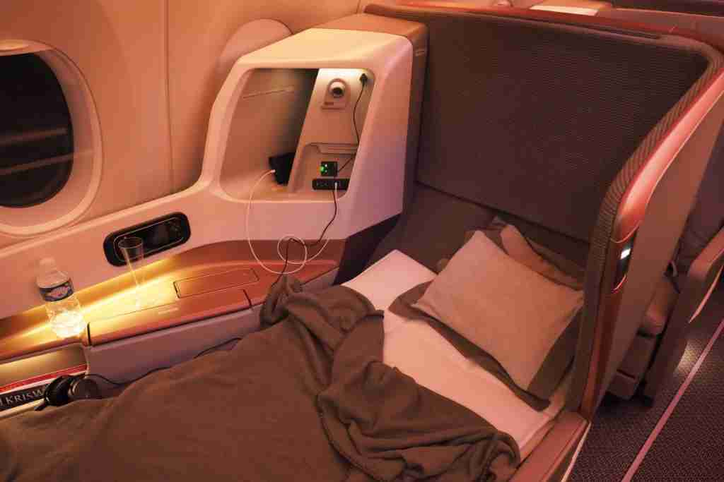 United MileagePlus was a great option for booking Singapore