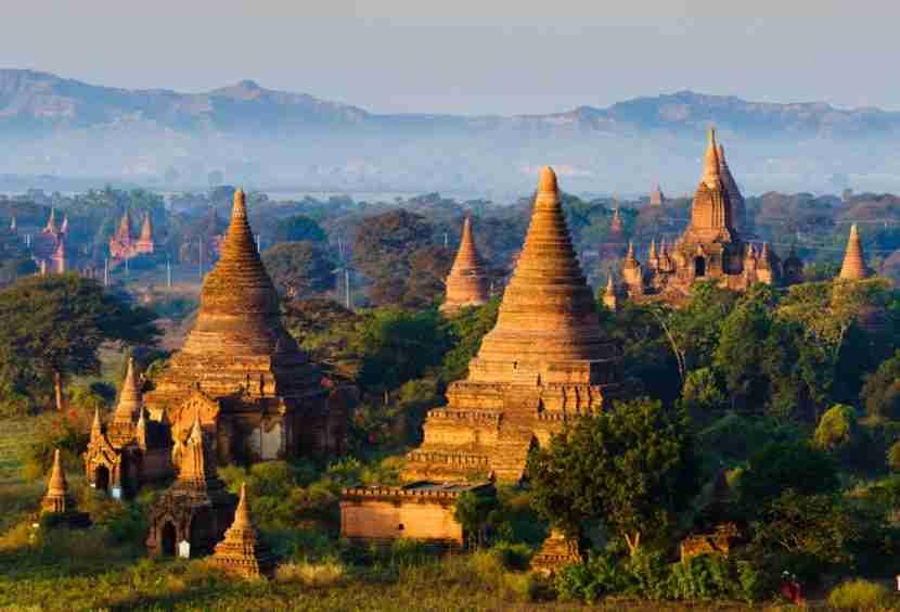Bagan, Myanmar isn