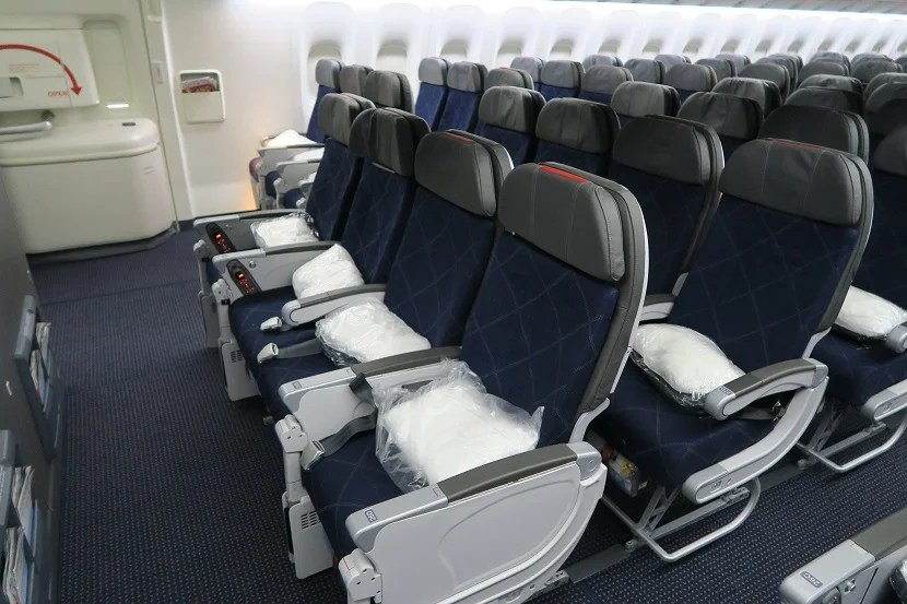 A Tour of American Airlines' New 777-200 Retrofit
