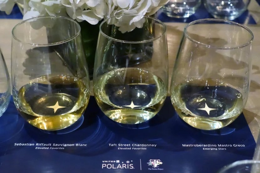 United Polaris Tasting Dinner