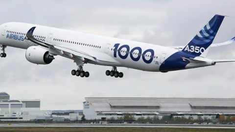 Forget The A380 Airbus A350 1000 Is Too Big For Airlines