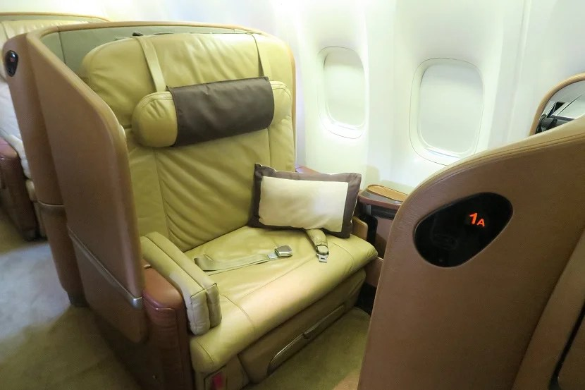 The Best Way To Book Singapore Airlines First Class