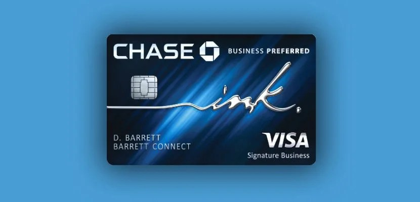 Credit card review ink business preferred card reheart Image collections