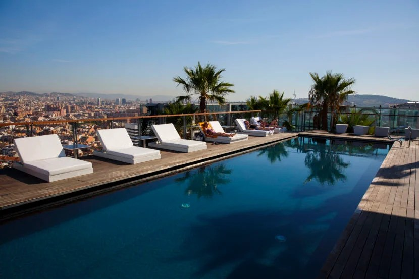 The Renaissance Hotel Barcelona Fira on Tuesday, September 6, 2016 in Barcelona, Spain.
