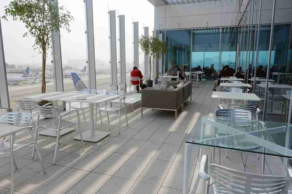 You can gift airline lounge passes, giving access to the United Club at LAX, for example.