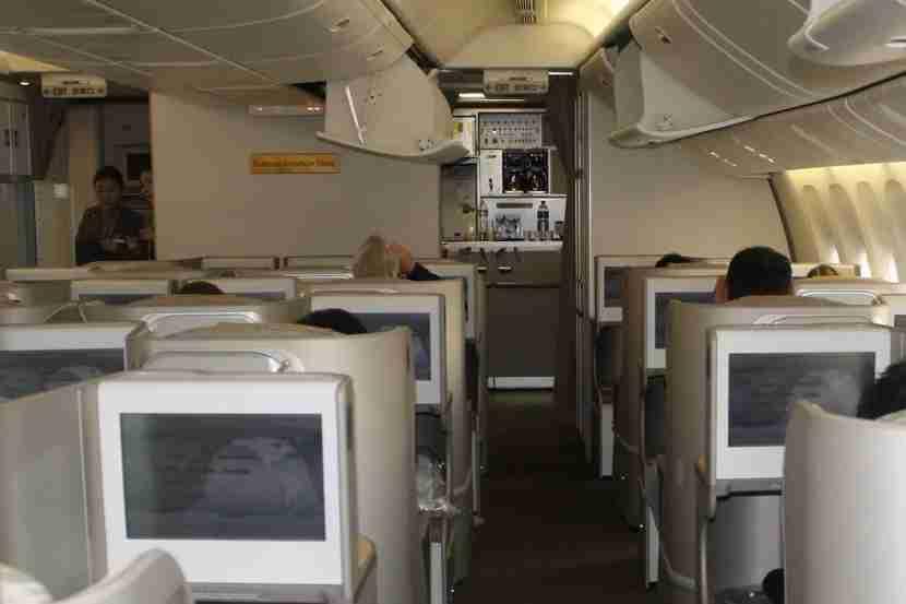 Asiana 777-200 ER Aisle Seats