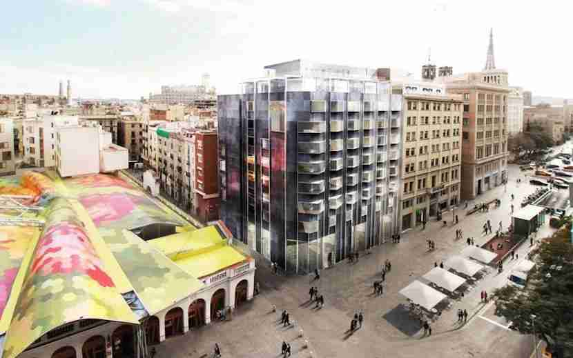 Edition Hotels will be expanding to Barcelona next year. Image courtesy of Edition Hotels.