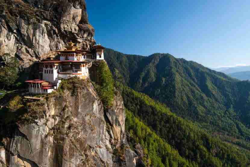 Bhutan is one of the world