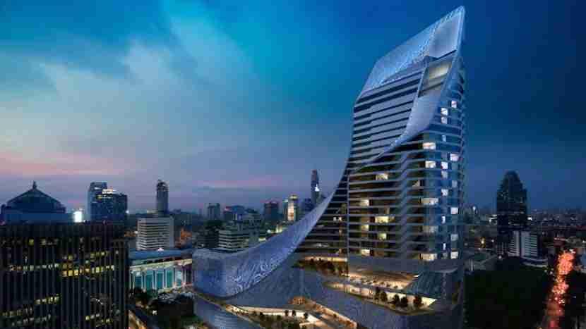 Bangkok is getting a Park Hyatt in 2017. Image courtesy of Hyatt.
