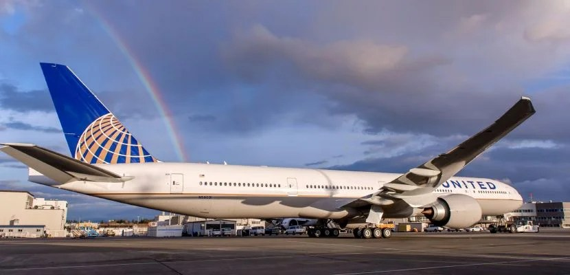 United Confirms First Routes For The 77w New Polaris Seat