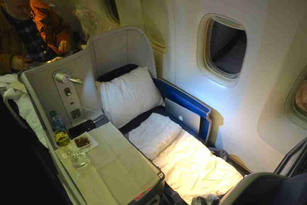Delta partners with Westin on the bedding.