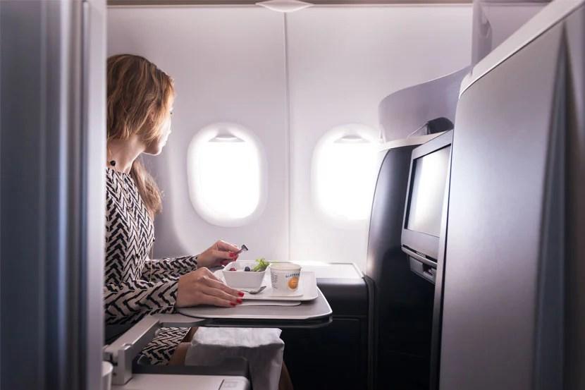 Deal Alert: Nonstop Transcon Lie-Flat Business Class From $797 Round-Trip