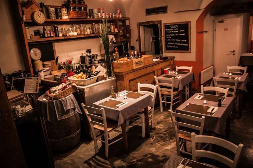 """A visit to this charming Ljubljana bistro should be on your list. Image courtesy of Marley &amp; Me's <a href=""""https://www.facebook.com/LunchAtMarleyAndMe/photos/a.175661779120052.37600.123093734376857/730830460269845/?type=3&amp;theater"""" target=""""_blank"""">Facebook page</a>."""
