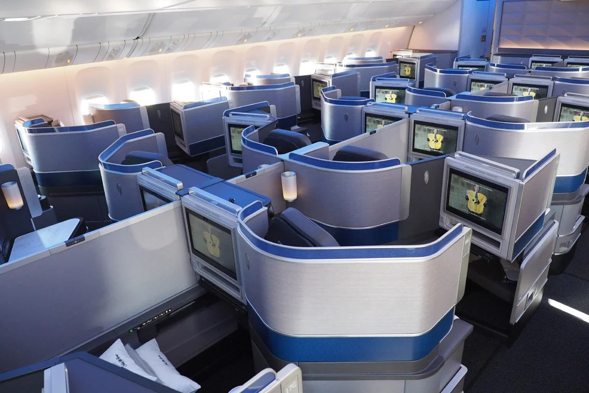 United's Brand-New 777-300ER Has Some Serious Wi-Fi Issues