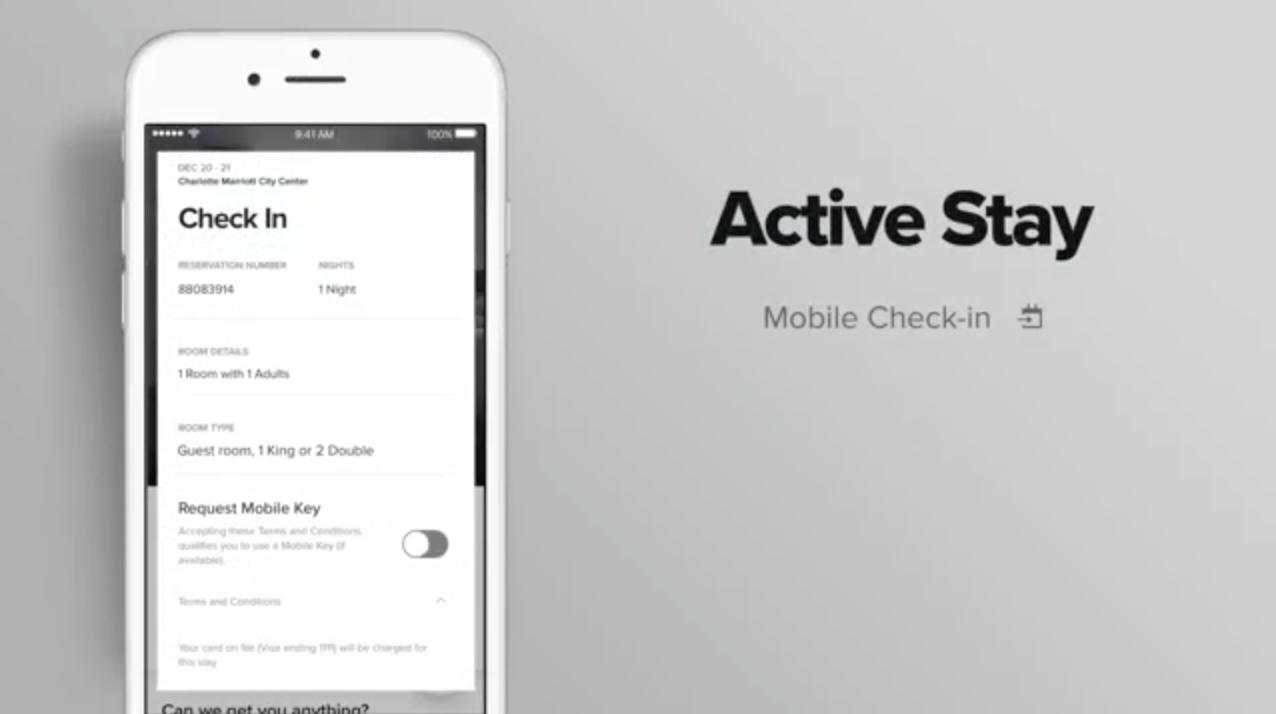Marriott's Mobile App Is Getting a Big Upgrade