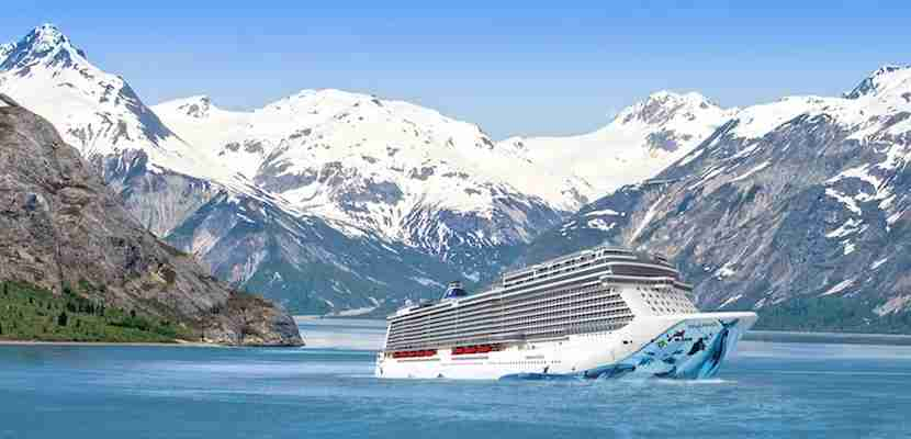 Image courtesy of Norwegian Cruise Line.