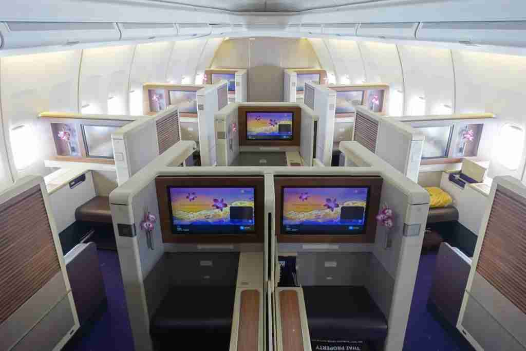 Thai first class is about to get much more expensive.